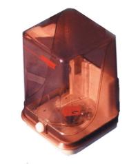 Mini-Box zur Innenabwicklung Rauchglas