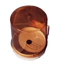 Midi-Box zur Innenabwicklung Rauchglas