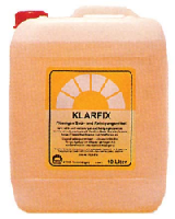 Geschirrsp.Hand KLARFIX Flasche 1 l