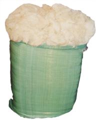Filterwolle (Polierwolle) rohweiss